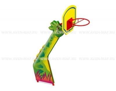 Баскетбольная стойка ТМ-2 Динозавр