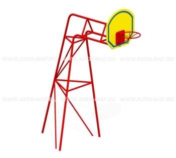 Баскетбольная стойка Т-25