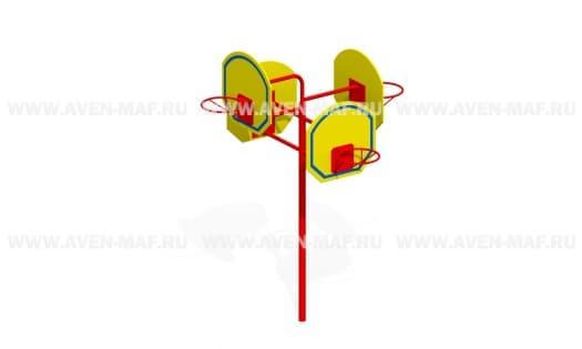 Баскетбольная стойка Т-45 м