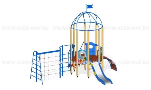 Детский городок МГ-201 Космос