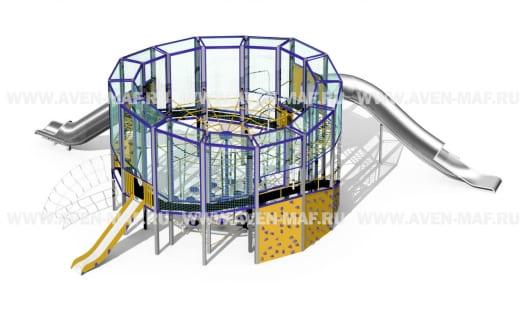 Игровой комплекс ГН-2200 Industrial