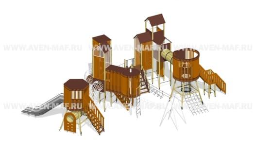 Игровой комплекс ГН-2300 Industrial