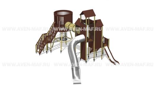 Игровой комплекс ГН-2301 Industrial