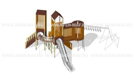 Игровой комплекс ГН-2303 Industrial