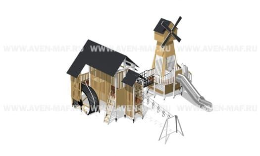 Игровой комплекс ГН-2309-1 Industrial