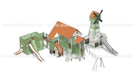 Игровой комплекс ГН-2309 Industrial