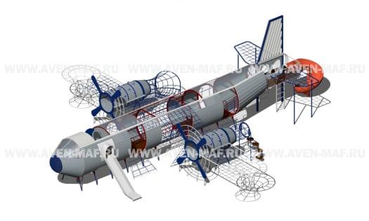 Игровой комплекс ГН-2310 Самолет