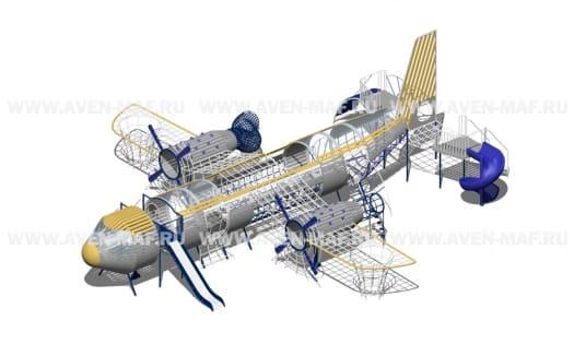 Игровой комплекс ГН-2310-1 Самолет