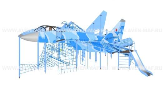 Игровой комплекс Г-2311 Самолет СУ-35
