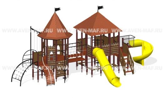 Игровой комплекс Г-807