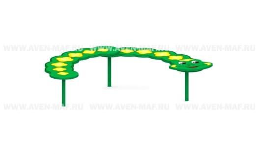 Игровой элемент Змейка И-9-2
