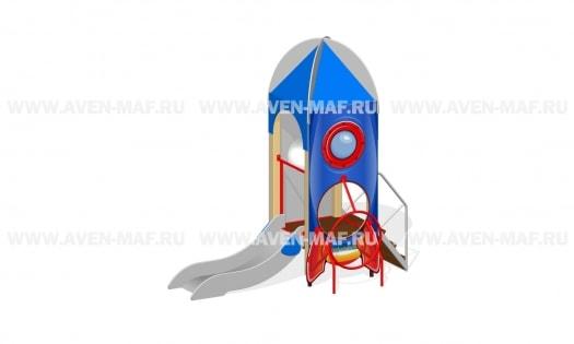 МГМ-2 Горка Ракета Размер 1990х630х1260