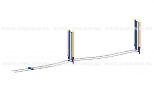 Т-181 Кроссфит Размер 7370х550х1590