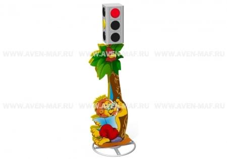 3-х секционный светофор МП-6 Африка