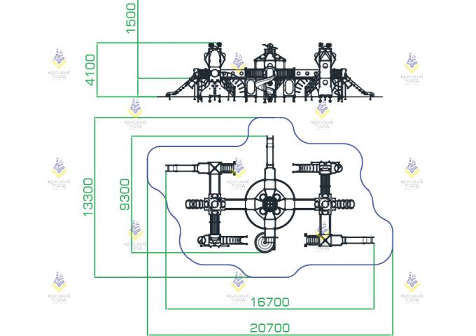 ИК Космическая станция