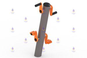 2197 Тренажер Велосипед двухуровневый для детей с ОВ